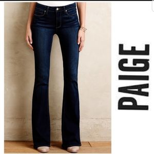 Paige Canyon flare jean